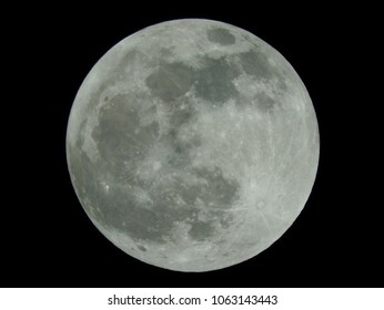 The Moon and Super Moon