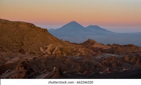 Moon Valley (Valle de la Luna), San Pedro de Atacama, Chile