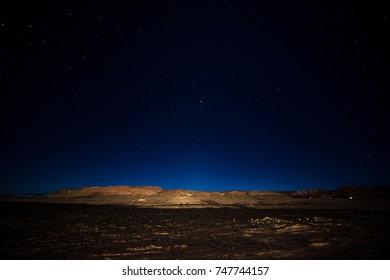 Moon volley of Atacama Desert