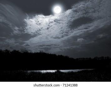 moonscape