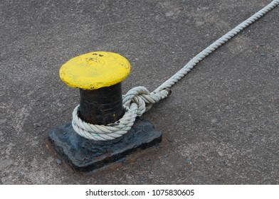 Mooring Point for a Boat