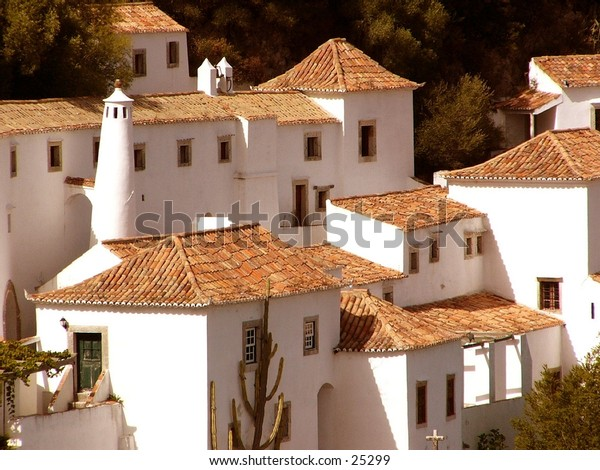 Moorish Houses