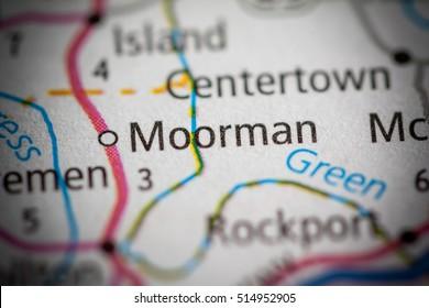 Moorman. Kentucky. USA