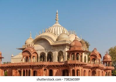 Moosi Maharani Ki Chhatri, Alwar, Rajasthan