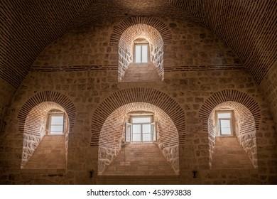 Mor Gabriel Monastery, Midyat, Mardin, Turkey.