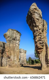 Mor Hin Khao Chaiyaphum Stonehenge of Thailand