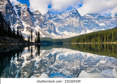 Moraine Lake, Rocky Mountains, Canada