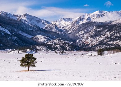 Moraine Park at Rocky Mountain National Park