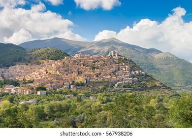 Morano Calabro Calabria Italy