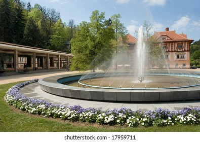 """Moravian"" spa ""Luhacovice"""
