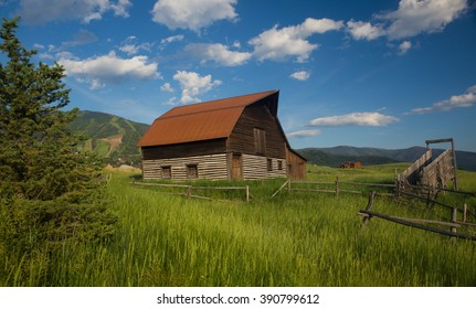 More Barn - Steamboat Springs