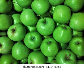 more green apples