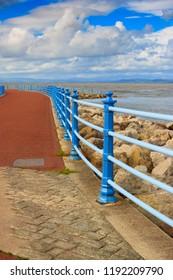Morecambe Bay railings