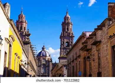 Morelia - Historic Spanish City in Mexico
