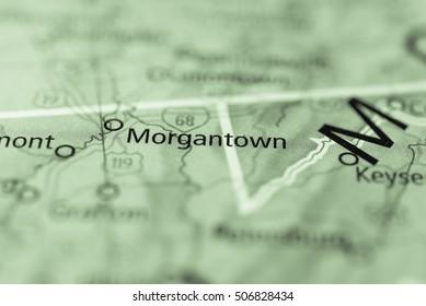 Morgantown, West Virginia, USA.