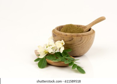 Moringa, leaves flowers and powder  have properties medicine