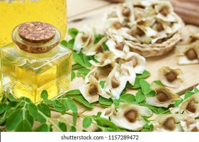 Moringa oleifera oil with Moringa oleifera