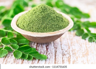 Moringa Powder Images, Stock Photos & Vectors | Shutterstock