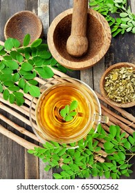 Moringa tea is used for generations in Eastern countries to treat and prevent diseases such as diabetes, heart disease, anemia, arthritis, liver disease, and respiratory, skin, and digestive system.