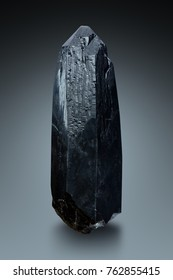 Morion quartz from Volodarsk, Ukraine.