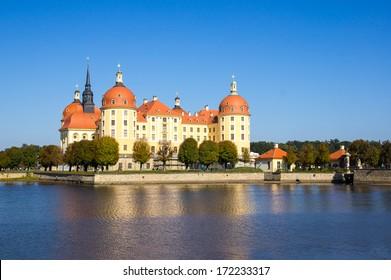 Moritzburg Castle, Saxon, Dresden