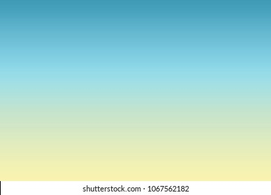 morning blue sky gradient background
