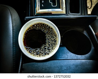 Morning Drive and Coffee