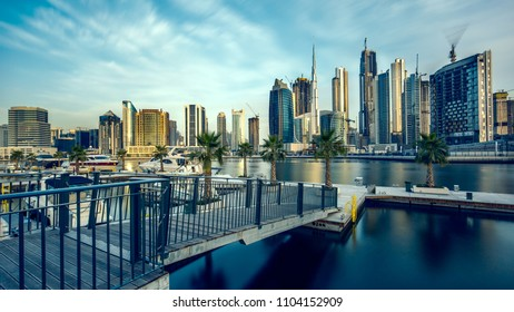 Morning In Dubai