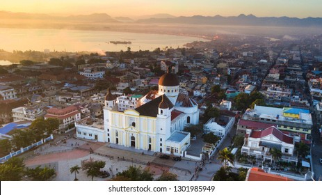 Morning at the Cathédrale Notre-Dame de l'Assomption in Cap-Haitien, Haiti