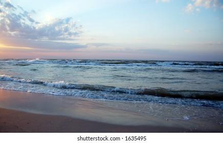 morning sea