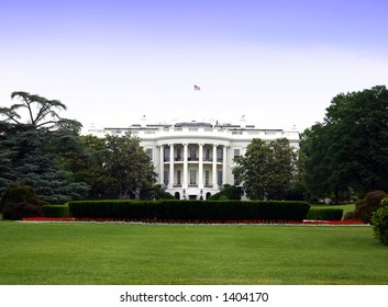 Morning at the White House