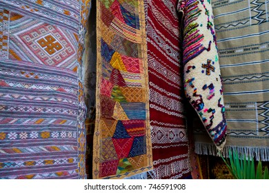 Moroccan Carpets in Habous , Casablanca - morocco