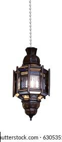 Moroccan lamp