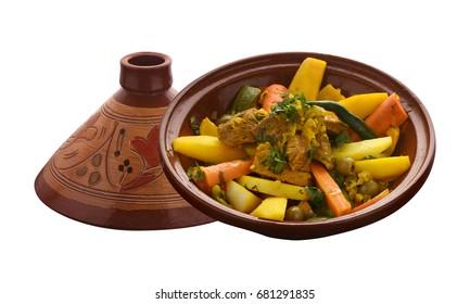 Moroccan meat Casserole