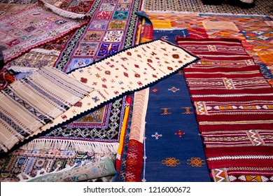 Moroccan Silk Rugs