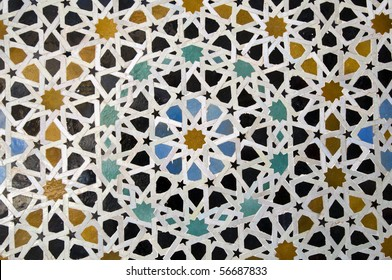 Moroccan style ceramic mosaic - Best of Morocco