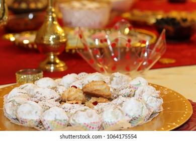 Moroccan sweet cookies
