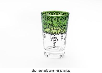 Moroccan tea cup