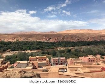 Morocco Ancient Town