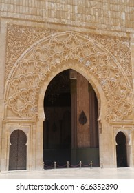 Morocco / Casablanca Mosque / picture showing parts of the Hassan II Mosque in Casablanca, taken in August 2014.
