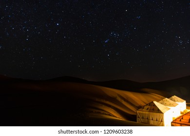 Morocco desert scenery