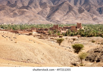 Morocco - a small mountain village