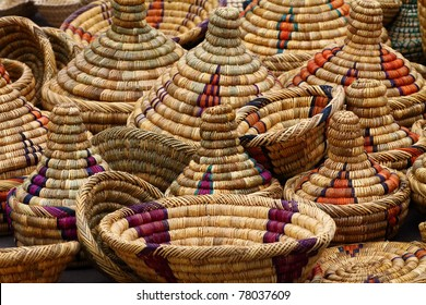 Moroccan Food Streets Images, Stock Photos & Vectors