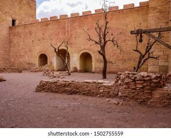 Morocco warzazate Movie Castle Film set Game of Thrones