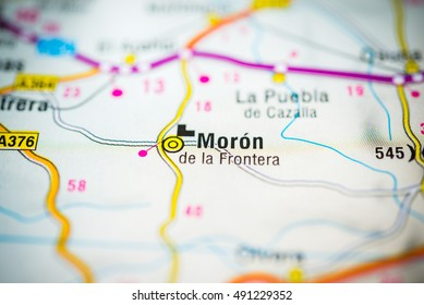 Moron Spain Map.Moron De La Frontera Images Stock Photos Vectors Shutterstock