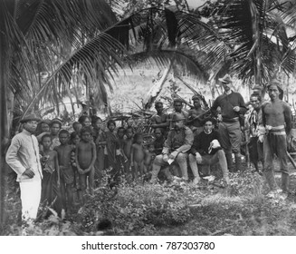 Moros, Muslim people of the southern Philippines, resisted the benign assimilation sought by their new American colonizers in 1900-1913. US militarys decade long effort to change their culture to fit