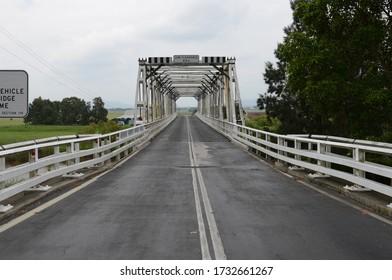Morpeth Timber Bridge - Hunter Valley Australia