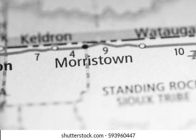 Morristown. South Dakota. USA