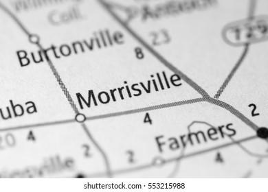Morrisville. Ohio. USA
