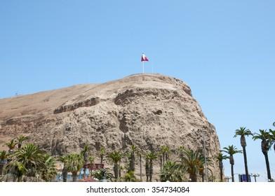 Morro de Arica - Chile